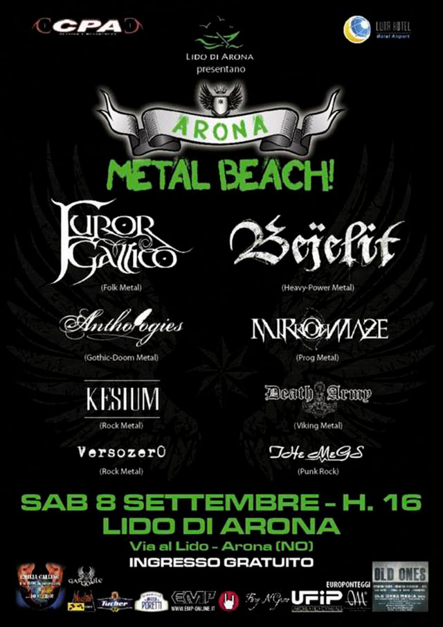 Arona Metal Beach Festival
